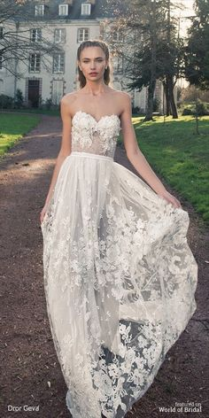 Dror Geva 2016 Wedding Dress