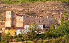 Cinco castillos para una escapada a cuerpo de rey - Castillo Medieval de Grisel (Grisel, Zaragoza)