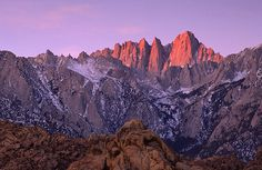 Mt. Whitney - tallest in the lower 48 : Climbing, Hiking & Mountaineering : SummitPost
