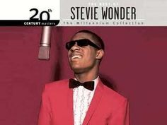 Classic tune from good ol' Stevie Wonder. This is from the 20th Century Masters Millenium Collection.