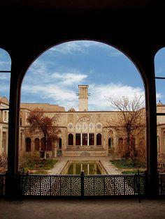 Kashan, oasis en el desierto, Irán