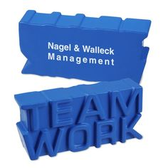 Teamwork Word Stress Relievers are the perfect employee gift!