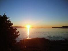 Puget Sound, Picnic Point Park ,Edmonds Wa