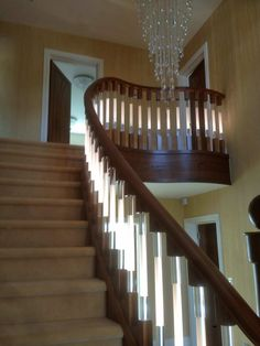Stairs, Lighting, Projects, Log Projects, Stairway, Blue Prints, Staircases, Lights, Ladders