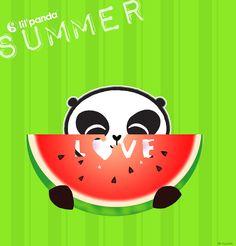 lil'panda blog: lil'panda Summer Love
