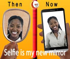 With #Smartphone at hand, #Selfie is my new mirror. Do you still need a mirror?