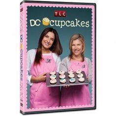 DC Cupcakes: Season 1 DVD $19.95 #DCCupcakes