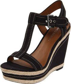 Franco Sarto Women's Ambrosia Wedge Sandal