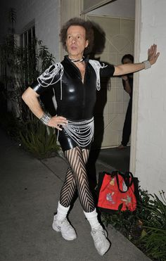 You can hate all you want, Richard Simmons has it going on