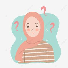 Emoji Wallpaper, Cute Disney Wallpaper, Simple Illustration, Character Illustration, Girl Cartoon, Cartoon Art, Girl Holding Balloons, Islamic Cartoon, Anime Muslim