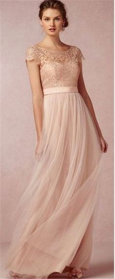 chiffon prom gown
