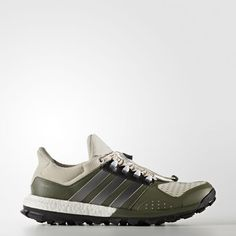 timeless design 9add0 3d76f Adidas Adistar Raven Boost Mens Shoes Clear Brown Iron Met. Base Green  Bb3941