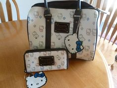 Hello Kitty Purse and Wallet