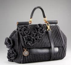 Las cosas poco a flaii: Tejer la Moda o la Moda Crochet