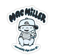 mac miller by gabrielsanchez