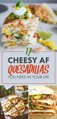 17 Genius Ideas For Tasty Quesadillas