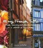 Book Cover:  At My French Table