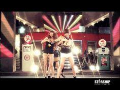 씨스타 '푸시푸시' 뮤직비디오 (SISTAR 'Push Push' Music Video) - Sistar 1st Single Album - STARSHIP.Entertainment