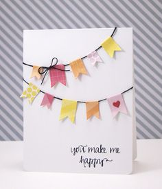 You make me happy by yainea, via Flickr