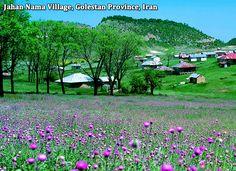 Iran's resort village of Jahan Nama - a hidden paradise! See more at: www.ifilmtv.com/English/Iran/IranIn/2782