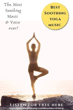 """This music and voice is the most relaxing music, and ever so soothing. Add it to your Yoga Music songs or yoga music playlist. Yet, it isn't just for Yoga. Listen to it anytime for relaxation and inner peace at home. You can listen for free here, and buy if you wish. This is album 2, from the """"Dutch Singing Yogini"""", who I know could do with some support, & is truly authentic having spent many hours in Rishakesh, India. Namaste. #yogamusic #yogamusicplaylist #relaxingmusicstress"""