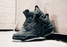 sneakers  news The Black KAWS x Air Jordan 4 Will Be Exclusive To KAWS b684484c1