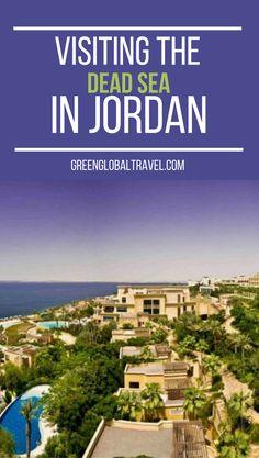 Why We'd Prefer to Forget Visiting the Dead Sea, Jordan | Rift Valley | Salt Ridge | Mud Bath |