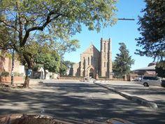 Bulawayo Cathedral, Zimbabwe http://zimbabwebookers.com/reservations/bulawayo-accommodation-zimbabwe/
