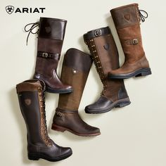 Fall covered, from head to toe. Cute Shoes, Me Too Shoes, Shoe Boots, Shoe Bag, Autumn Winter Fashion, Riding Boots, Fashion Shoes, Fashion Outfits, Baby