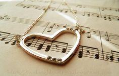 notas notas musicais partitura musical musica music coração