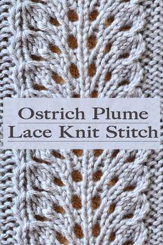 Lace Knitting Stitches, Lace Knitting Patterns, Knitting Charts, Knitting Designs, Free Knitting, Knitting Ideas, Shibori, How To Purl Knit, Swatch