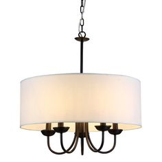 Hoyt Late Victorian Gas Style Chandelier