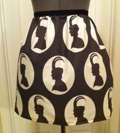 One of a kind Loki full skirt - Made to Order. $40.00, via Etsy.