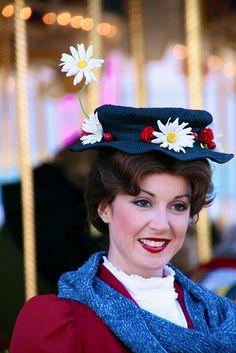 Mary Poppins at Disney World