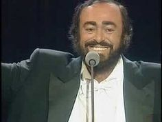 Luciano Pavarotti - Sanctus, sanctus - This was recorded in the Cathrdral in Montreal, as part of Christmas program. This is the Sanctus from Berlioz Requiem.