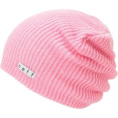 Neff Daily Light Pink Beanie ($17.95)