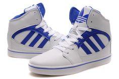 super popular fd2f9 ccd5e adidas+high+tops  Adidas High Tops White Blue Adidas High Tops, Adidas