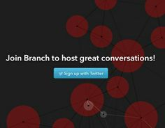 """Facebook Acquires Branch Media Team To Lead New """"Conversations"""" Group 