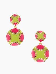 Pinata Park Drop Earrings