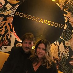 CEO Dominic Barbar + I (Wifey) at the @okmagazine Pre-Oscar Party at Nightingale last night. What fun✨ We'd like to thank Associate Publisher @shelleyfariello for the invite. What a lovely person! And @danastarklife for accompanying us -- and for providing the Aleve. The complimentary champagne just kept-a-flowing😏 . . . . . . . . . . . . . . . . #okoscars2017 #okmagazine #preoscars #preoscarparty #nightingale #nightingaleplaza #losangeles #LA #lacienega #toolsofthetrade #beautybiz #BARBAR…