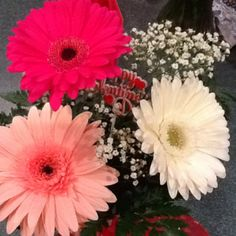 Valentine'sFlowers from my babies  2012