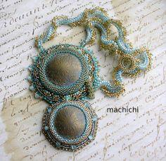 necklace by machichi
