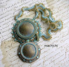 necklace by machichi