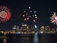 watch boston fireworks july 4th online