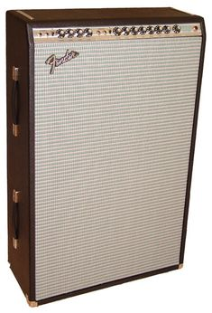 Awesome Amps - Collector's Edition Now HERE's one you don't see every day ! Check out this Fender Super Six Reverb, essentially a master volume Twin. Fender Stratocaster, Fender Guitar Amps, Fender Bass, Fender Vintage, Vintage Guitars, Guitar Shop, Cool Guitar, Wall Of Sound, Best Guitar Players