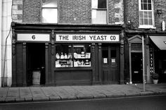 """Old Dublin Shop"" by Alexandre Pieussergues Ireland Pictures, Old Pictures, Old Photos, Dublin Street, Dublin City, Street Photography, Travel Photography, Photo D Art, Ireland Homes"