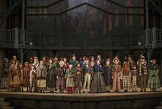 Wow - A Christmas Carol at the Harris Center.  900 Costume pieces, great sets, terrific acting, singing, dancing!  Great show.  With Susan Farrell 10/31/15.