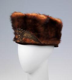 Fur Hat 1912