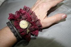 It has a tutorial !!!! Steampunk Wrist Cuffs - special request for Christmas gifts- pic heavy - JEWELRY AND TRINKETS