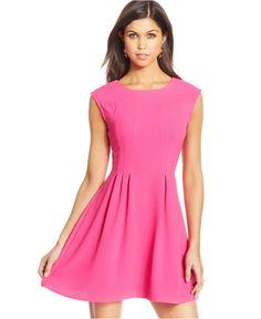 0512f5ee149 Speechless Juniors  Pleated Dress - Juniors Dresses - Macy s Junior Dresses